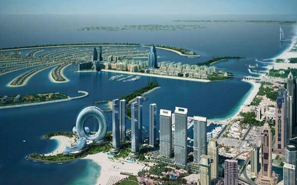 Dubai'de çalışmak