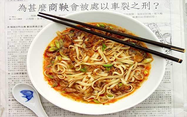 Çin'de yaşam, ulaşım, yemek kültürü