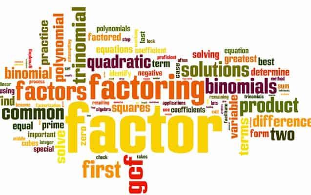 Faktoring Nedir? Faktoring Nasıl Yapılır? Faktoring Türleri Nelerdir?