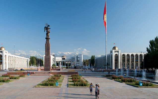 Kırgızistan'da Çalışmak, Yaşam - iş Kurmak - Kırgızistan'da Maaşlar