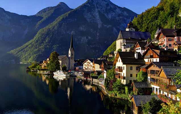 Avusturya'da Çalışmak